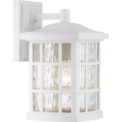 Stonington Fresco 8 Inch One Light Outdoor Wall Lantern