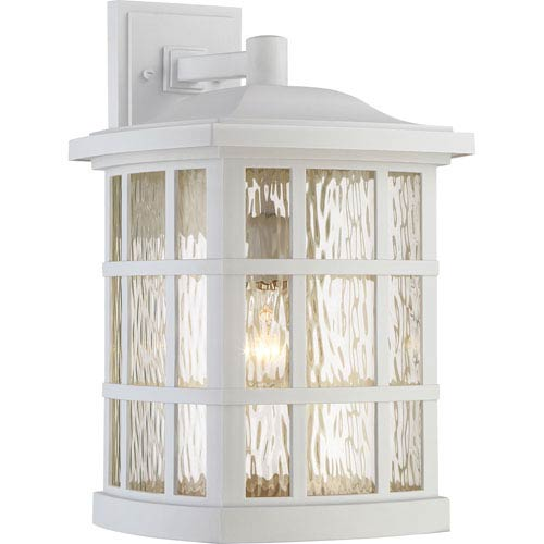 Stonington Fresco One-Light Outdoor Wall Sconce