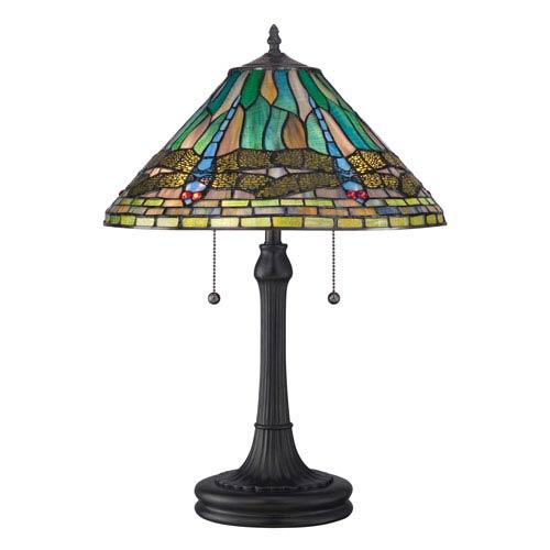 King Tiffany Table Lamp