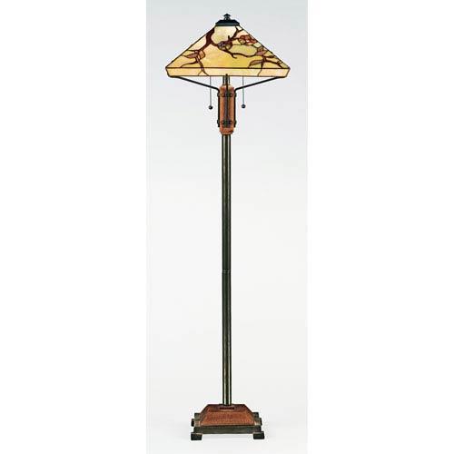 Grove Park Tiffany Floor Lamp