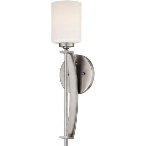Quoizel Taylor Antique Nickel One-Light Sconce