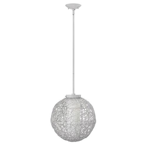 Spago Cloud 13.5-Inch One-Light Pendant