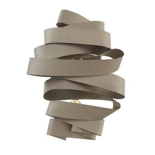 Delfina Metallic Matte Bronze Wall Sconce