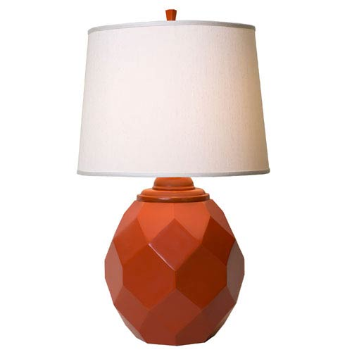 Jewel Poppy Table Lamp
