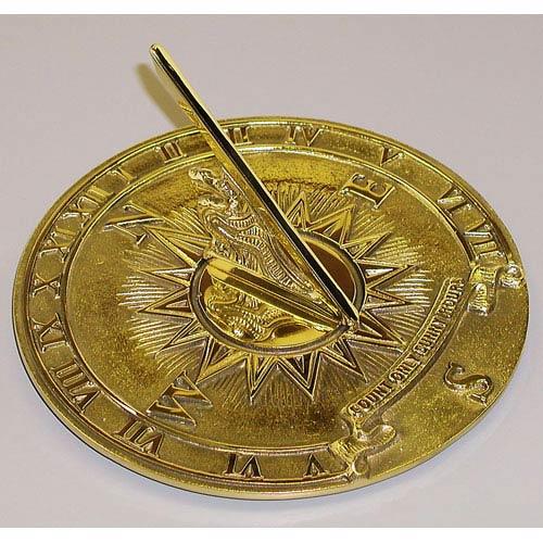 Brass Nautical Sundial