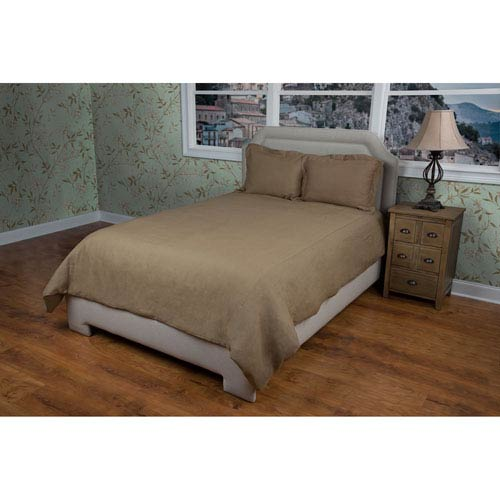 Covington Khaki Queen Duvet