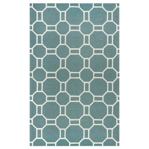 Azzura Hill Sage Rectangular: 2 Ft. x 3 Ft.  Rug