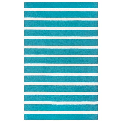 Rizzy Rugs Azzura Hill Teal Rectangular: 2 Ft. x 3 Ft.  Rug