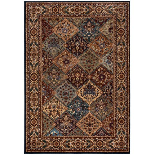 Rizzy Rugs Bellevue Khaki Round: 7 Ft. 10-Inch x 10 Ft. 10-Inch  Rug