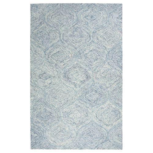 Brindleton Blue Rectangular: 3 Ft. x 5 Ft.  Rug