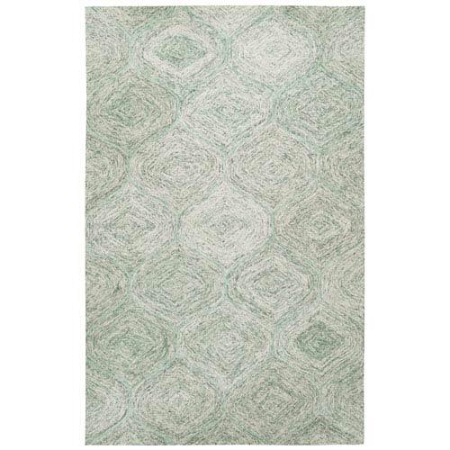 Brindleton Green Rectangular: 3 Ft. x 5 Ft.  Rug