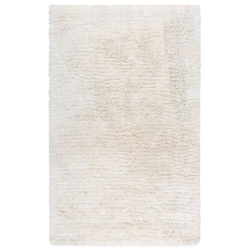 Rizzy Rugs Commons Ivory Round: 3 Ft. x 3 Ft.  Rug
