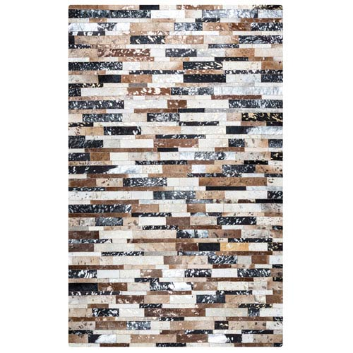 Cumberland Pass Multicolor Rectangular: 8 Ft. x 10 Ft.  Rug