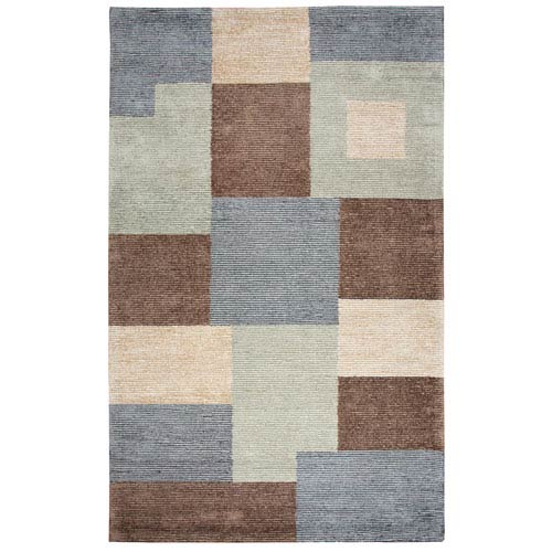 Eden Harbor Multicolor Rectangular: 2 Ft. x 3 Ft.  Rug