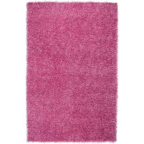 Rizzy Rugs Kempton Rectangle: 5 Ft. x 7 Ft. Pink Rug