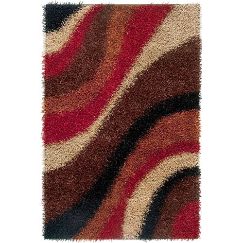 Rizzy Rugs Kempton Rectangle: 5 Ft. x 7 Ft. Multi Rug