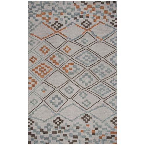 Lancaster Gray Rectangular: 5 Ft. x 8 Ft.  Rug