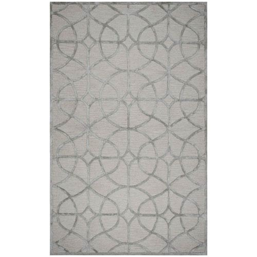 Rizzy Rugs Monroe Denim Rectangular: 3 Ft. x 5 Ft.  Rug