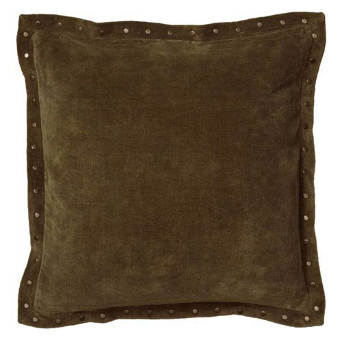 Green 18-Inch Holiday Pillow