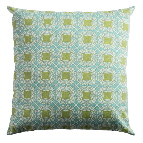 Indoor/Outdoor Oasis 22-Inch Throw Pillow