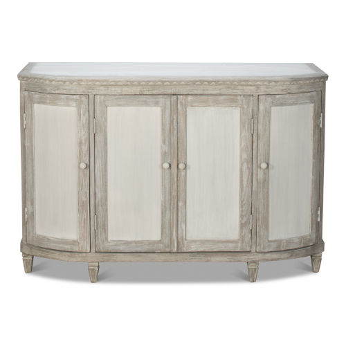Gray Audrey Sideboard