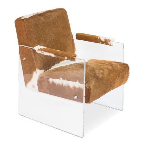 Brown Holloway Armchair