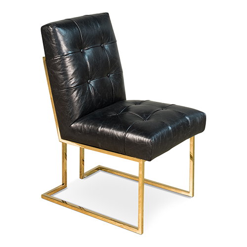Black Grant Dining Chair