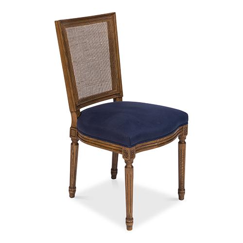 Blue Boyd Dining Side Chair