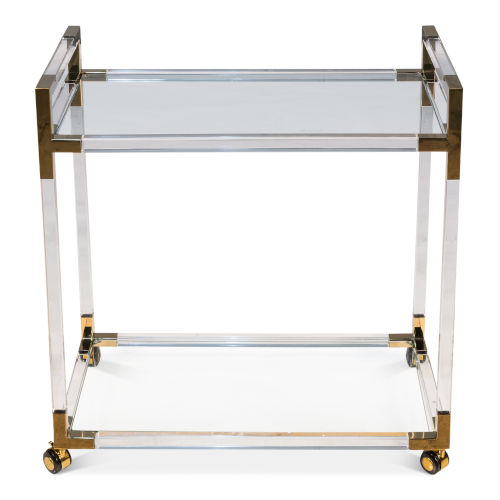 Gold 18-Inch Forever Trolley