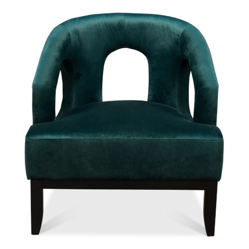 Green 30-Inch Luppy Chair