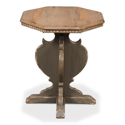 Green 23-Inch Brogan Side Table