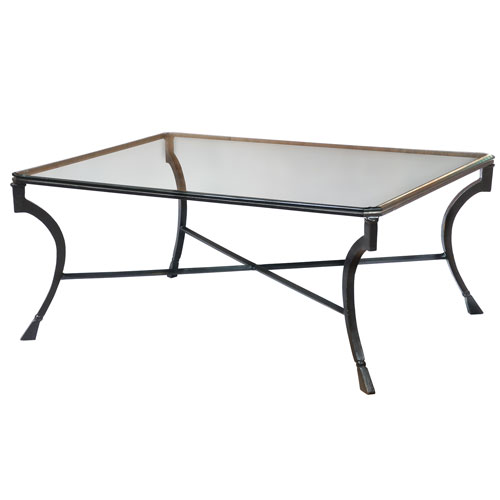Black Camargues Coffee Table