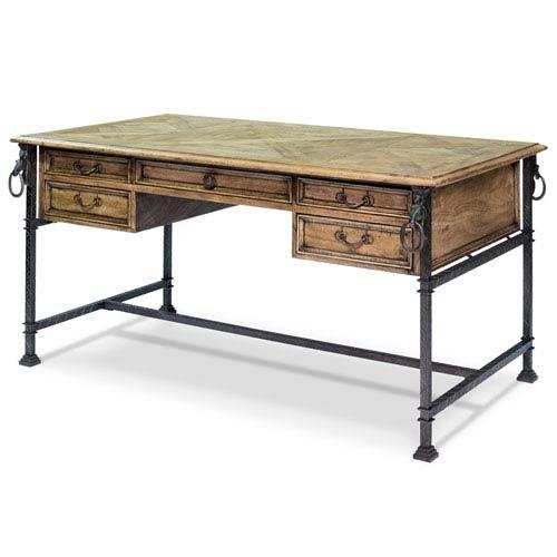 Industrial Grey Game Of Thornes Desk