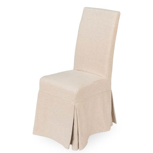 Draped Side Chair