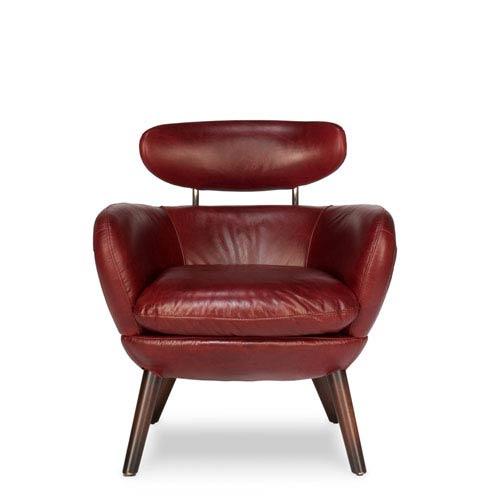 Brown Bruges Arm Chair