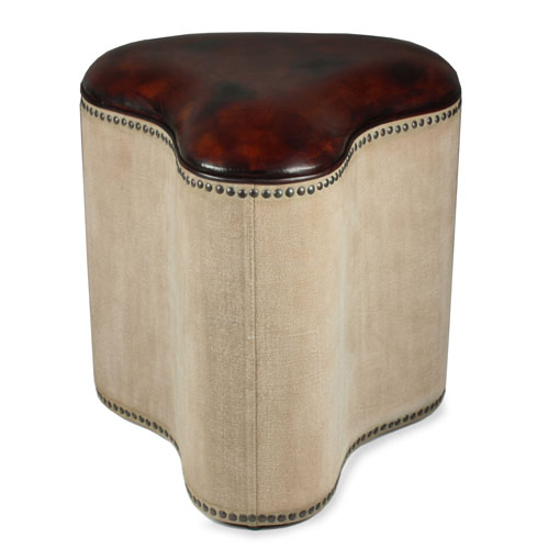 Canvas Cycle Seat Stool