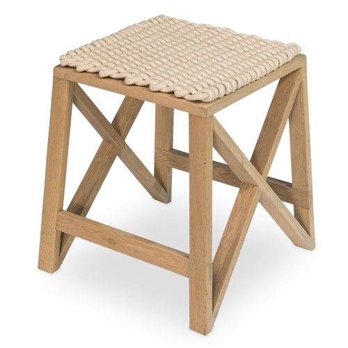 Sarreid Spanning Stool