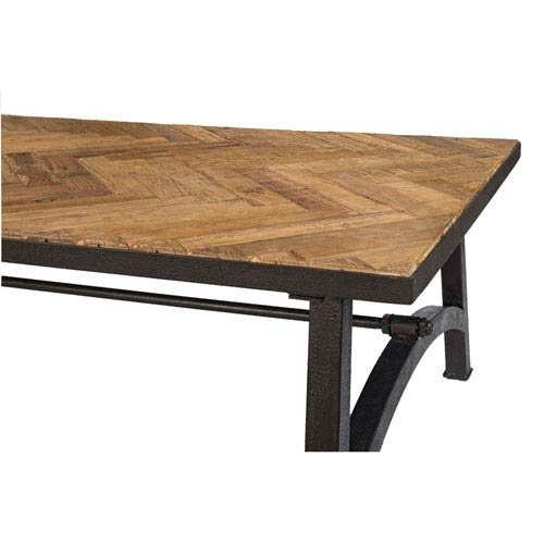 Sarreid Detroit Coffee Table Bellacor - Detroit coffee table