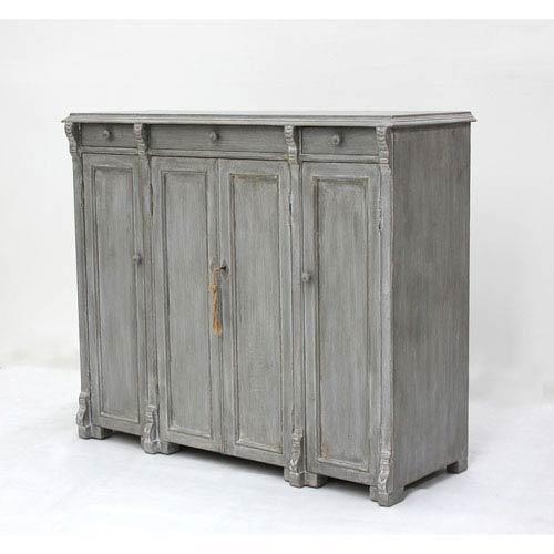 Sarreid Cityscape Side Cabinet