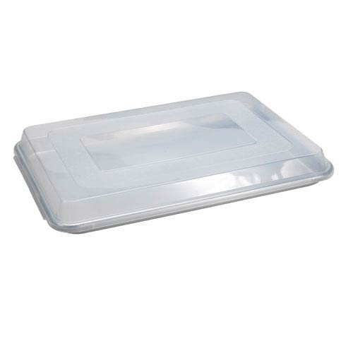 Silver Bakers Half Sheet with Storage Lid