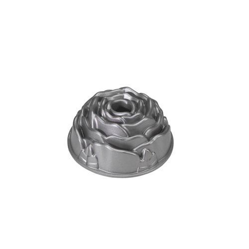 Grey Rose Bundt Pan
