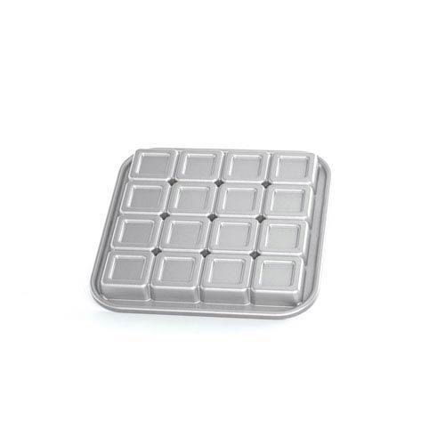 Silver Brownie Bites Pan