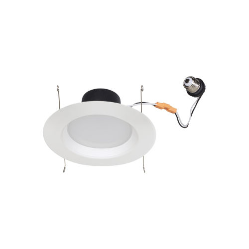 Traverse White Six-Inch T24 3000K 90 CRI LED Recessed Light