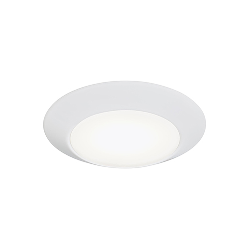 Traverse Mirage White LED Energy Star Recessed Light