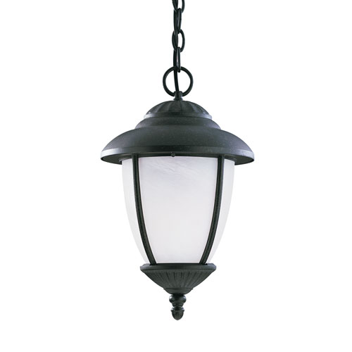 Yorktown Forged Iron Energy Star LED Outdoor Pendant