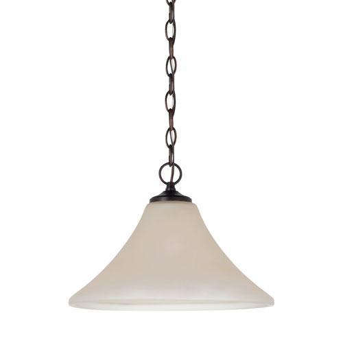 Sea Gull Lighting Montreal Burnt Sienna Energy Star LED Pendant