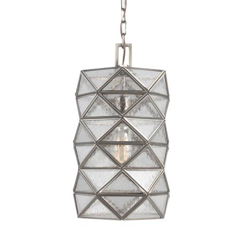 Harambee Antique Brushed Nickel Energy Star LED Mini Pendant