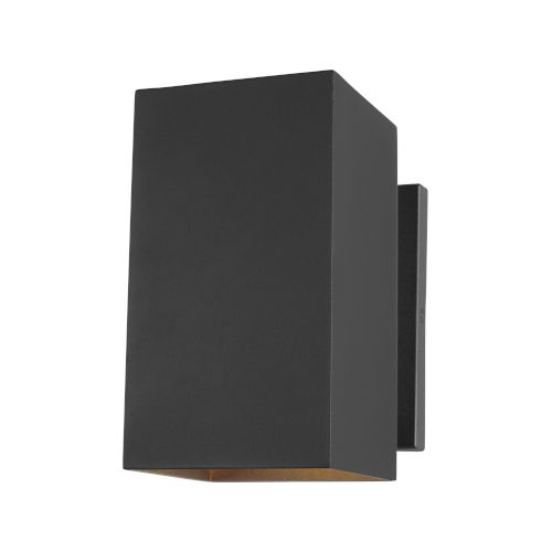 Pohl Black Nine-Inch One-Light Outdoor Wall Sconce