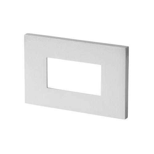 Vitra Satin Nickel LED Horizontal Step Light