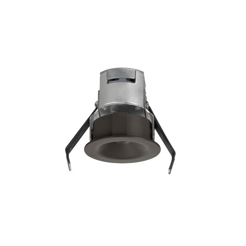 Lucarne Painted Antique Bronze LED Recessed 24V 3000K Fixed Round Down Light